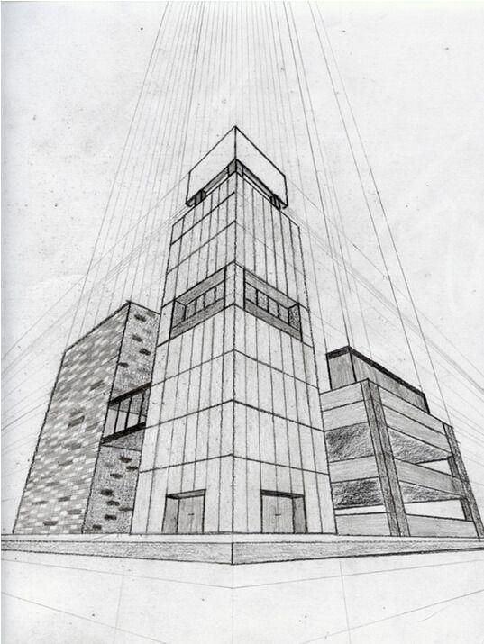 Ponto De Fuga: O Que É, Dicas + Exemplos (Com Fotos) Ponto de fuga: o que é, dicas + exemplos (com fotos) Drawing Tips perspective drawing