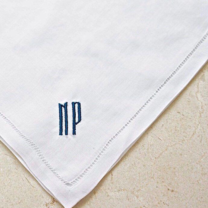 Men S Hemsched Cotton Or Linen Handkerchiefs Makes A Great Gift Wedding Accessory