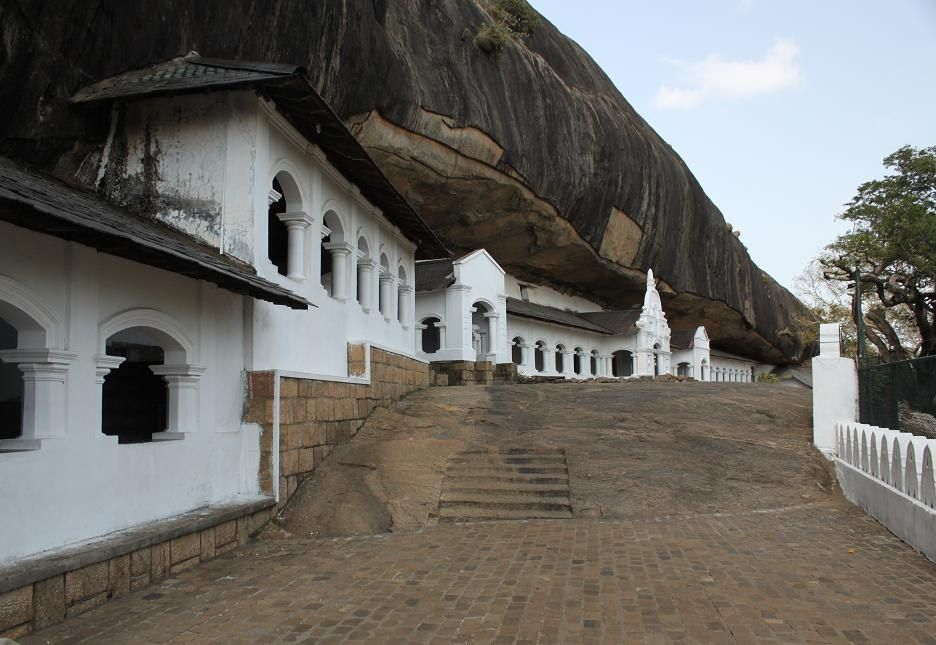 Five Colors From Places Worth Visiting Dambulla Color