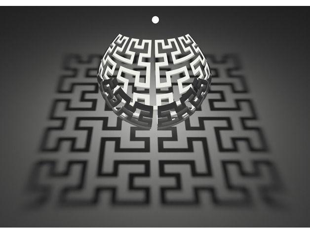 Programming Hilbert Curve