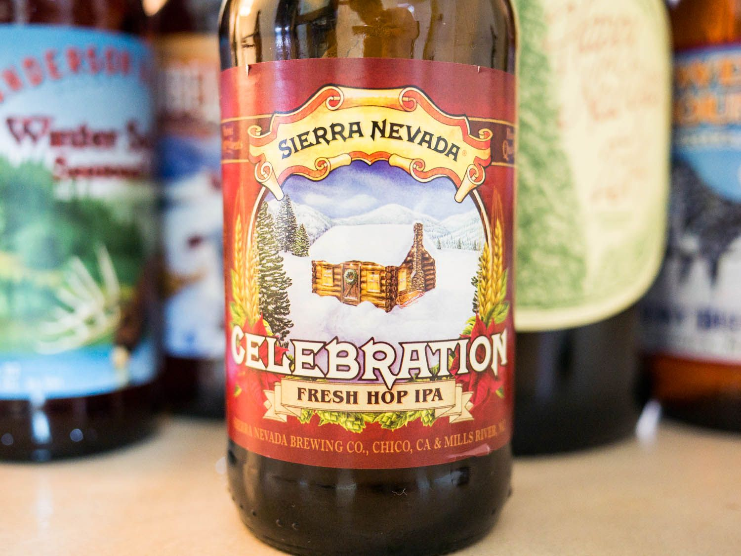 7 Great Beers For The Christmas Beer Hater Boca Grove Flavor Christmas Beer Beer Bucket Beer