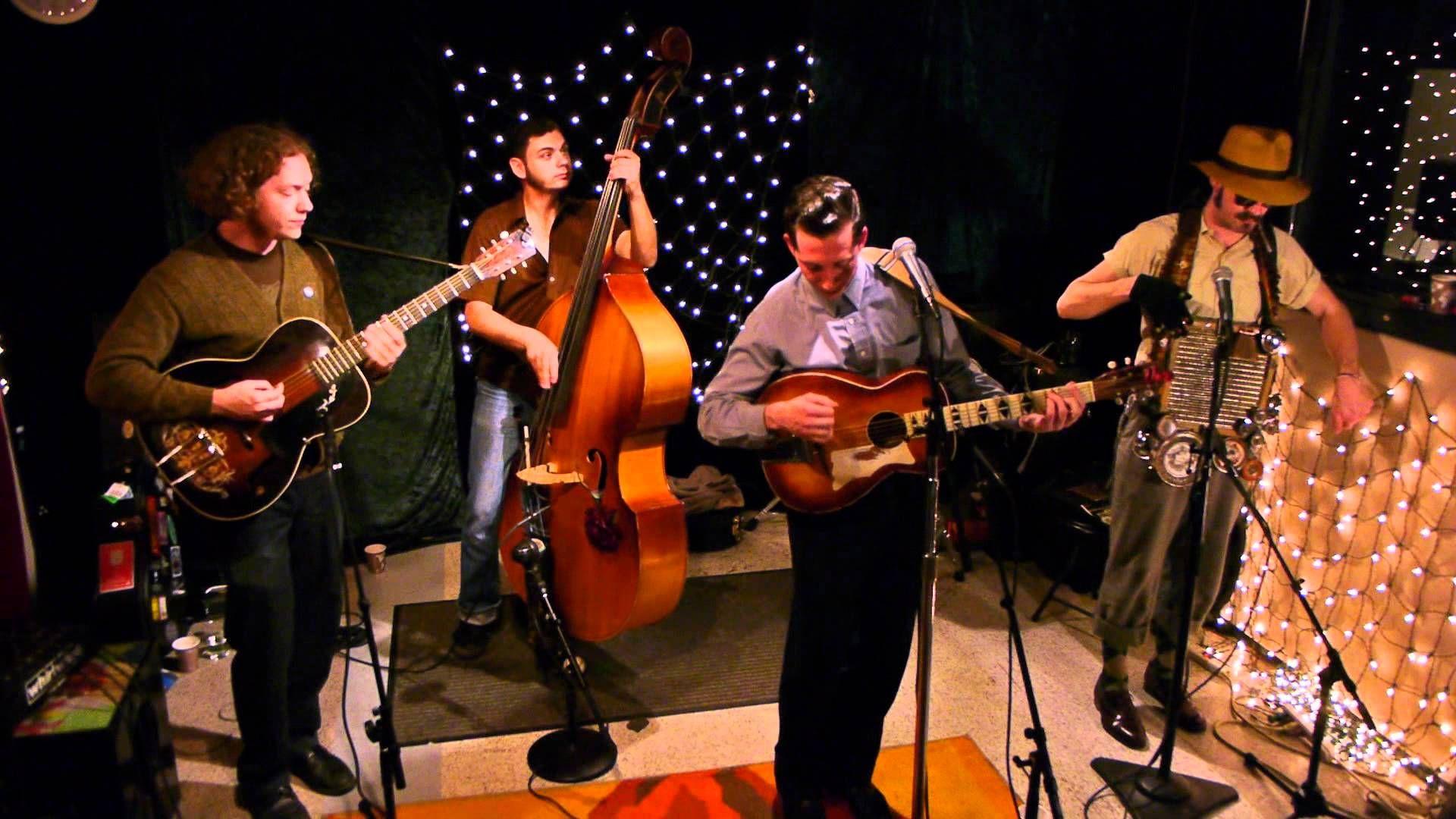 Pokey Lafarge The South City Three Full Performance Live On Kexp Video Film Performance Las Vegas Concerts