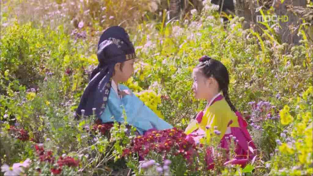 "Lil' Eun Oh & Lil' Arang ""Arang and the Magistrate"" 