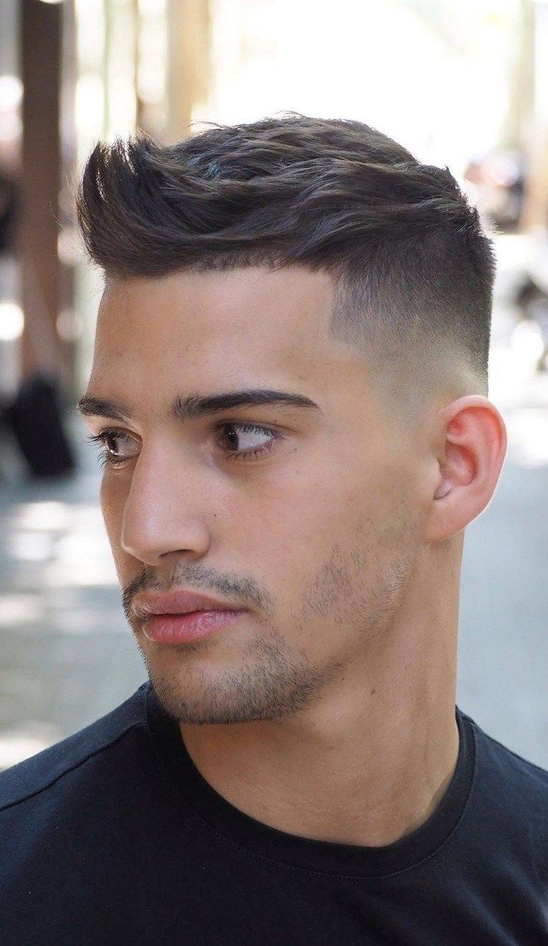 How To Use Trimmers Haircuts For Men Mens Haircuts Fade Mens Hairstyles