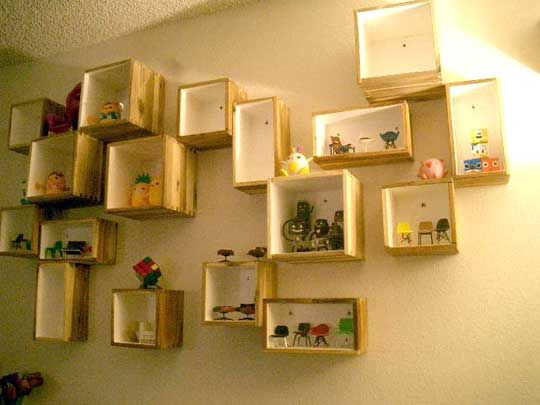 Inspiration Ikea Bjuron Planters As Wall Boxes Wall Boxes Wall