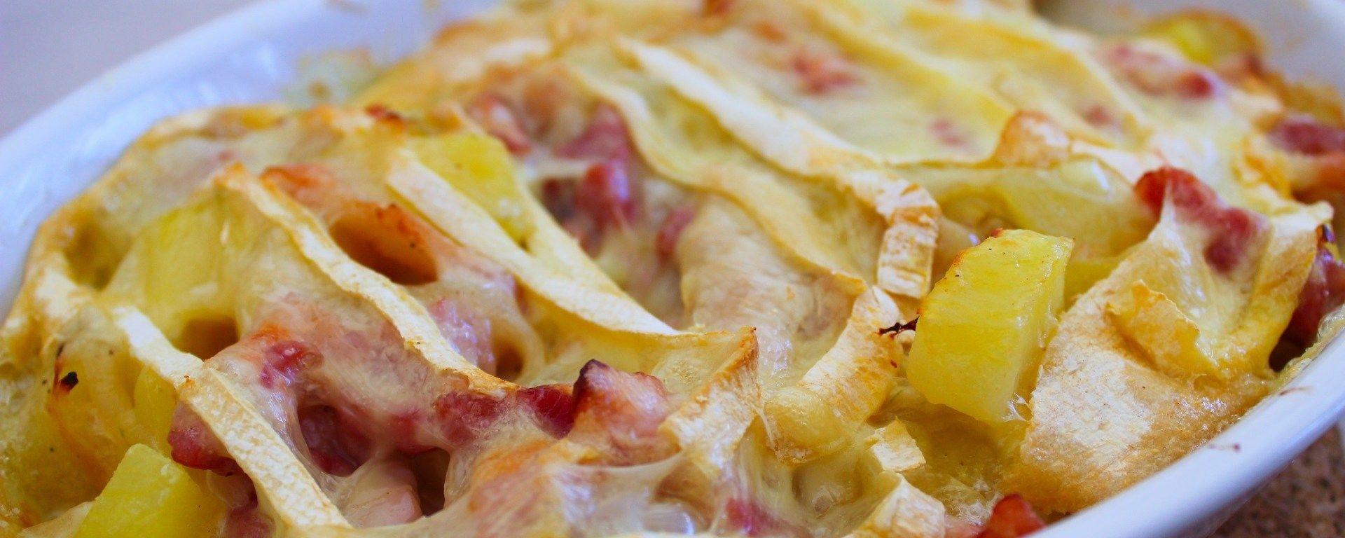 Tartiflette au Reblochon de Savoie - Délicimô ! Blog de Recettes de Cuisine et Pâtisserie