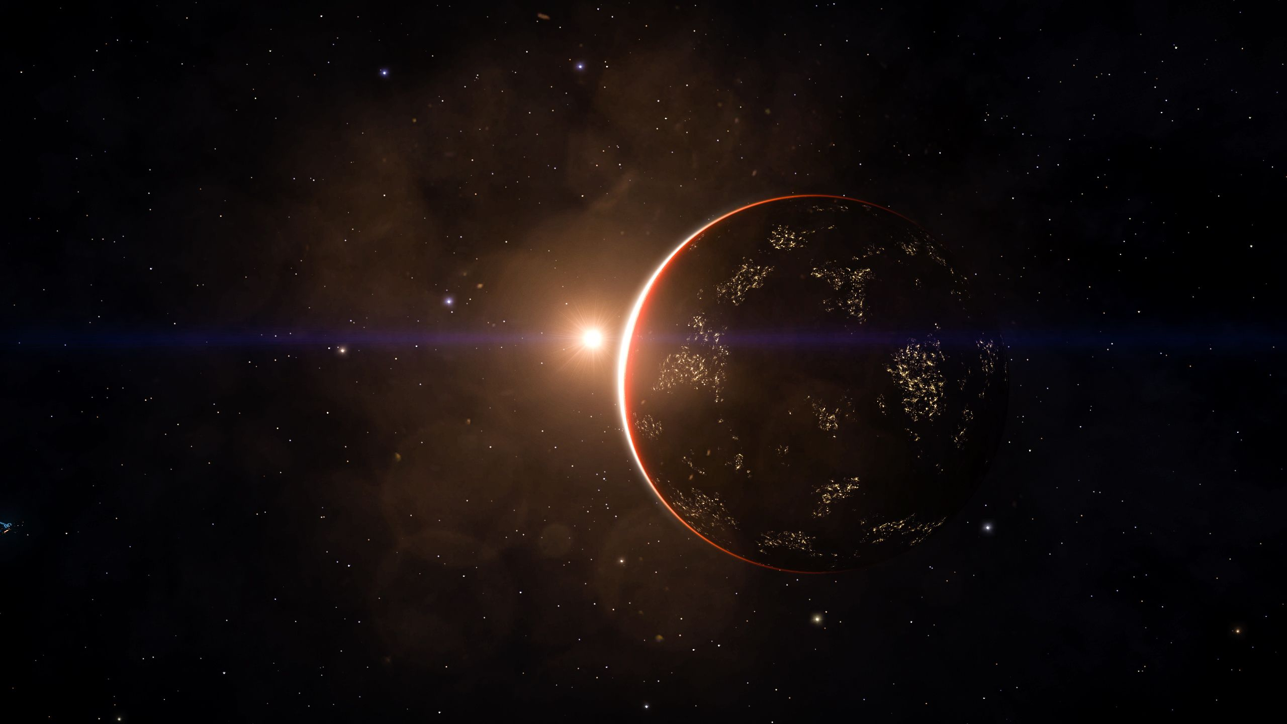 A Wallpaper I Made In The Game Elite Dangerous Wallpaper Dangerous Hd Wallpaper