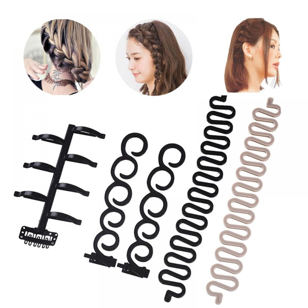 Multi Function Hair Styling Tools French Braiding Cool Braid Hairstyles Hair Tools Braided Hairstyles