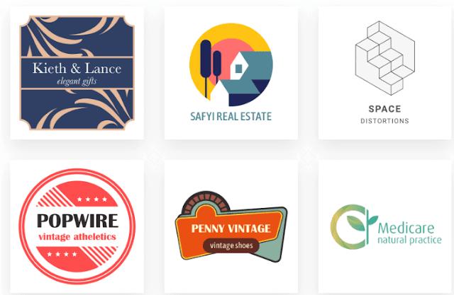5 مواقع شعارات جاهزة للكتابة عليها مجانا Chart Pie Chart Logos