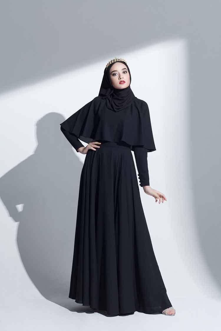 Model Baju Gamis Polos Terbaru Gaun Perempuan Pakaian Wanita Model Baju Wanita