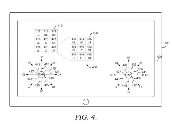 Microsoft patent details folding display hinge that uses