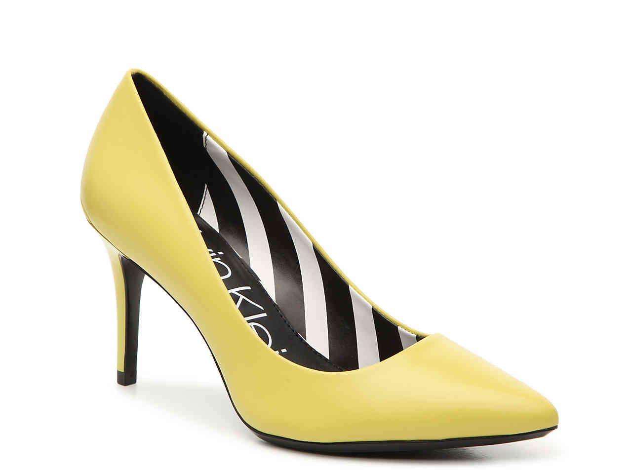 Calvin Klein Gayle Pump Perry Shoes Pumps Crazy Shoes