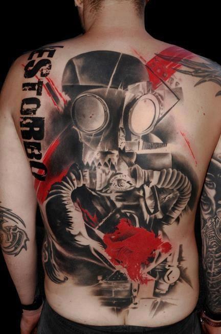 German Tattoo Style : german, tattoo, style, David, Tattoo, TATTOOS, Trash, Polka, Tattoo,, Polka,, Designs