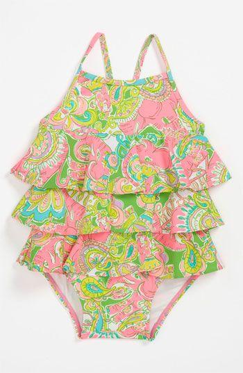 Fresh Lilly Pulitzer toddler Swim