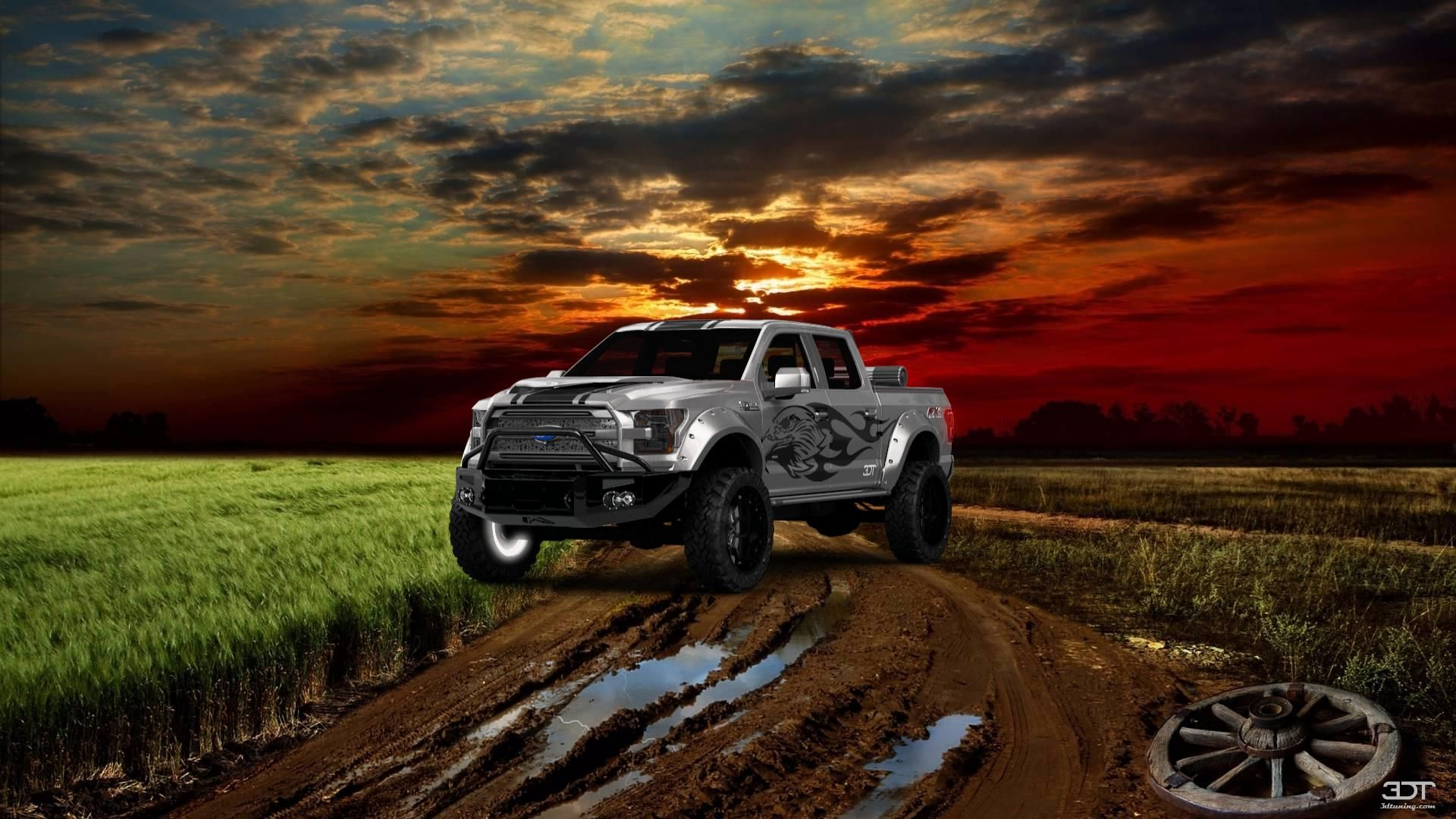 Checkout my tuning ford f 150crewcab 2115 at 3dtuning 3dtuning tuning