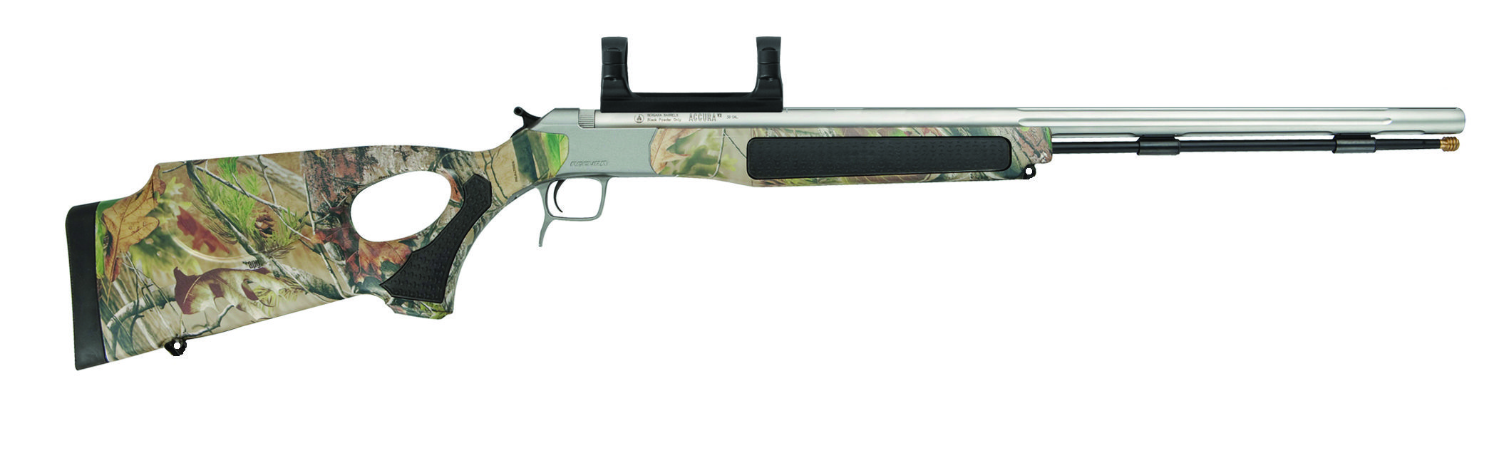 Accura V2 209 Magnum Break-Action Muzzleloader -  50 Cal