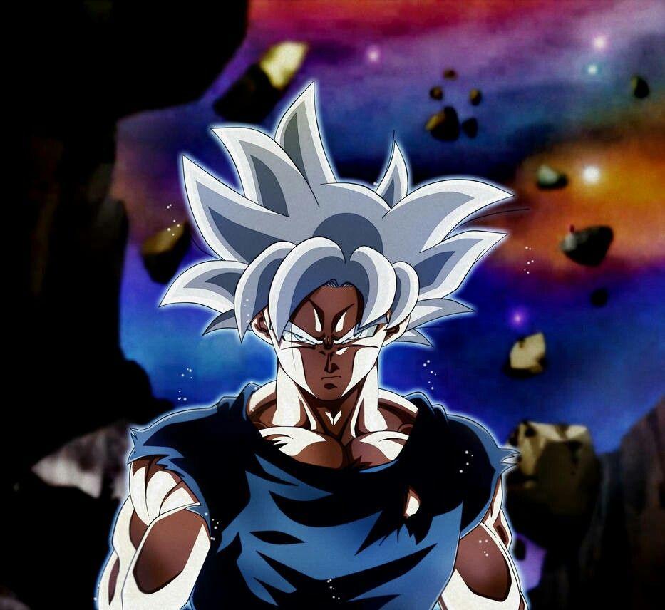 غوكو الغريزة الفائقة المكتملة In 2021 Dragon Ball Anime Dragon Ball Goku
