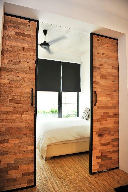 Pin By K D Isaacs On Nesting Stylish Bedroom Design Minimalist House Design House Design New minimalist bedroom sliding door