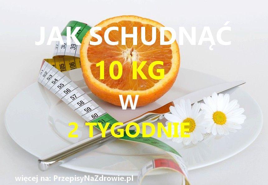 Jadłospis dla chcących schudnąć