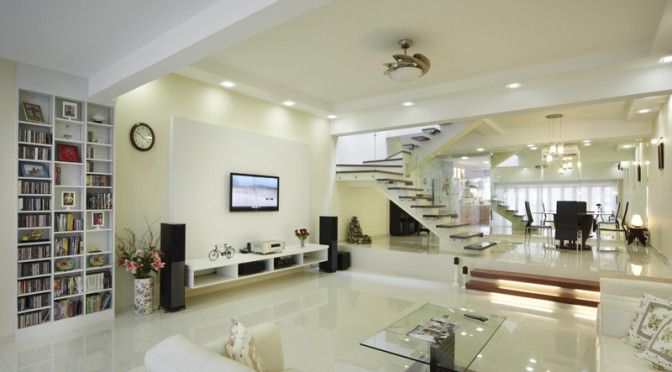 Singapore HDB Interior Design professional is creative can do some