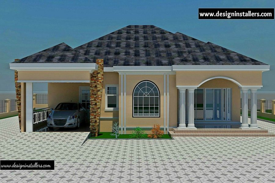 Designed Home Plans Beautiful House Plans Bungalow Style House Bungalow House Plans Beautiful small house designs in nigeria