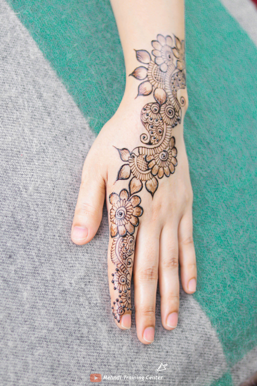 New Arabic Beautiful Mehndi Design For Eid Arabic Mehndi Design Beautiful Simple Mehn Mehndi Designs For Hands Full Hand Mehndi Designs Latest Mehndi Designs