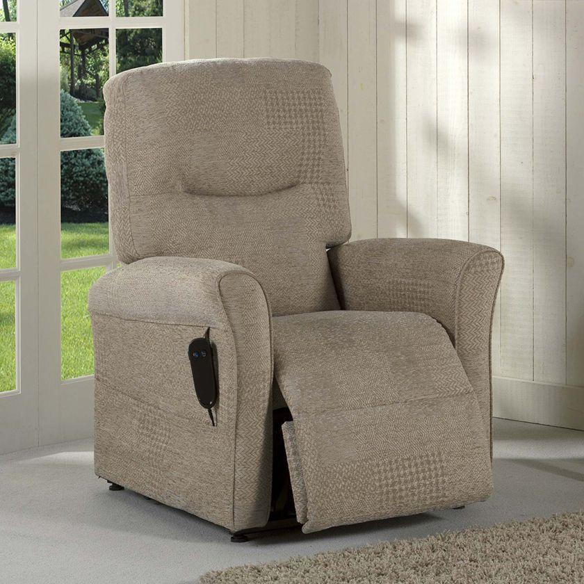 Helmsley Single Motor Tilt In Space Chair Riser Recliner Chairs