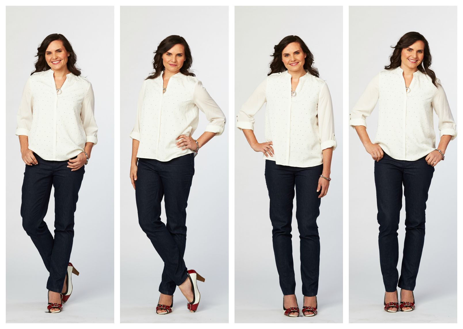 Jeans Liz Jordan Shoes Corelli From Williams Shirt