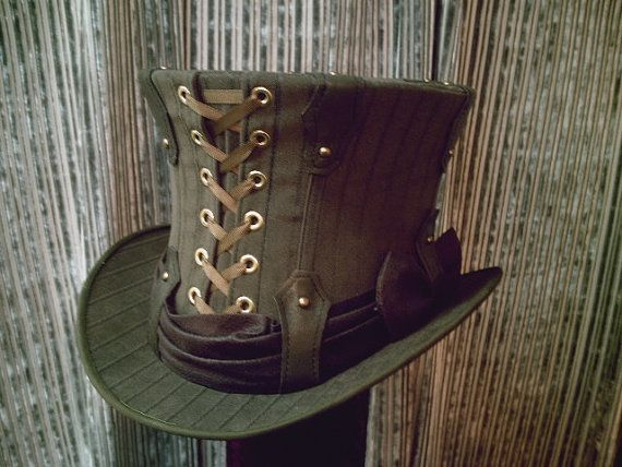 Phineas Top Hat #steampunk $140