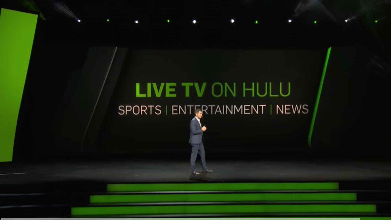 Hulu confirms plan to stream live TV in 2017