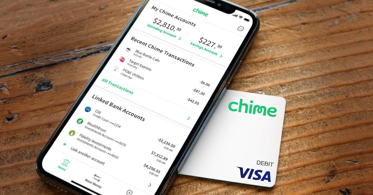 Chime is one of the fastestgrowing bank accounts in the U