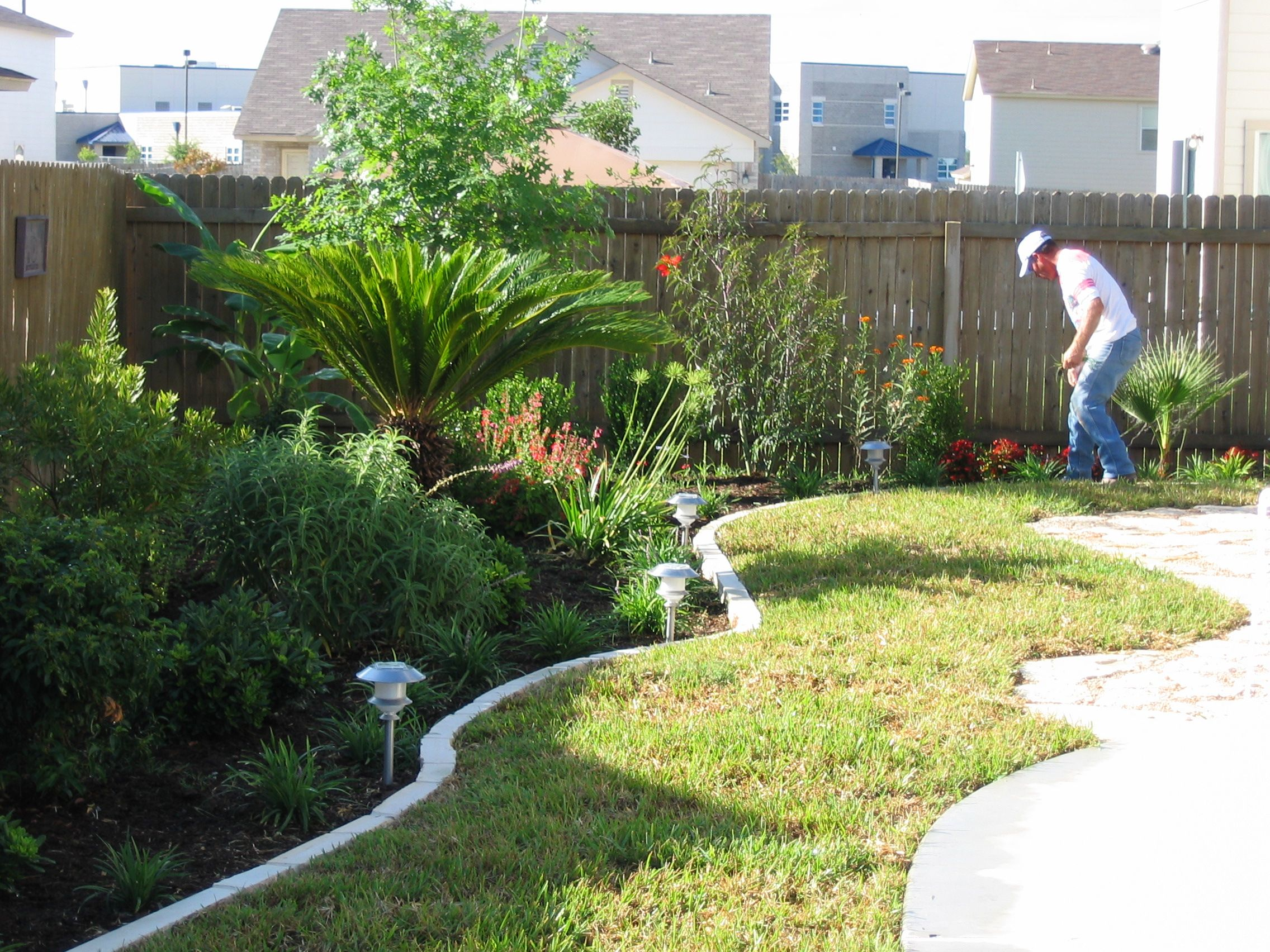 photos landscape design | Landscaping | Round Rock TX Landscape ...