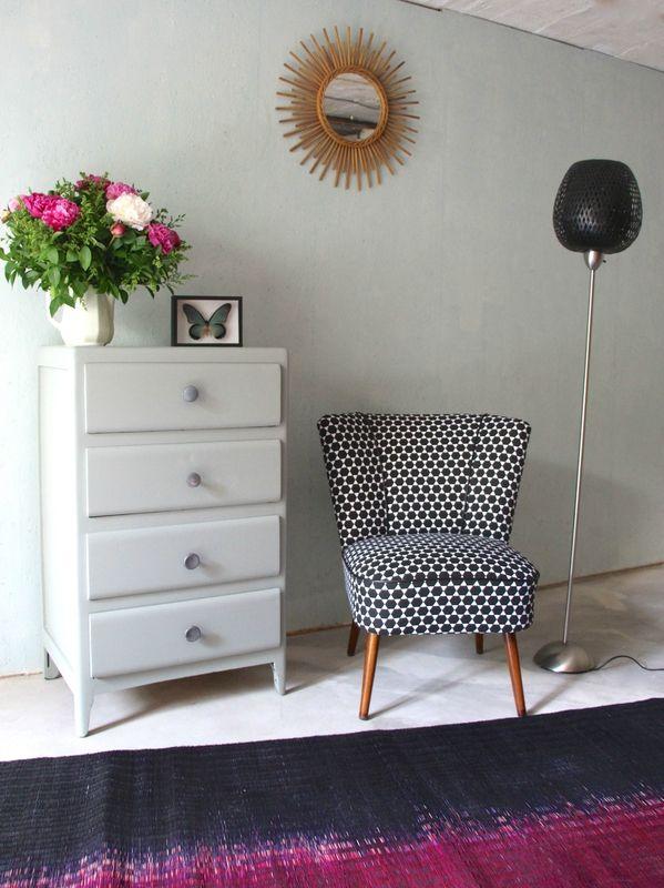fauteuil cocktail ann es 50 fauteuils cocktail pinterest salons danish and mid century. Black Bedroom Furniture Sets. Home Design Ideas