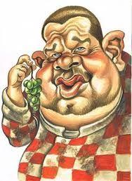 Resultado de imagen de caricaturas graciosas de  chicotecocineros