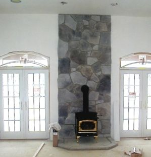 Wood Stove Pictures Stone New Jersey Pa Custom