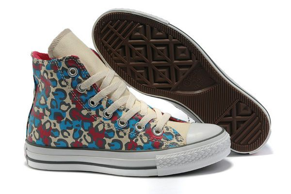 a03f411eed79 Converse Chuck Taylor All Star Wild Leopard Camouflage