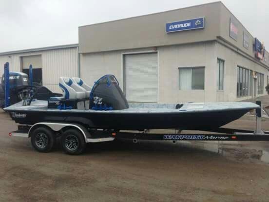 Shoalwater 21 Cat | Skinny water boats | Boat, Skinny water