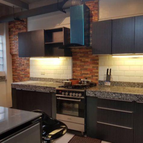 Stoneworks Backsplash Kitchen Design Philippines Kitchen Design Backsplash Kitchen