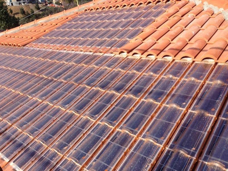 Tejas solares, una nueva forma de producir energía limpia