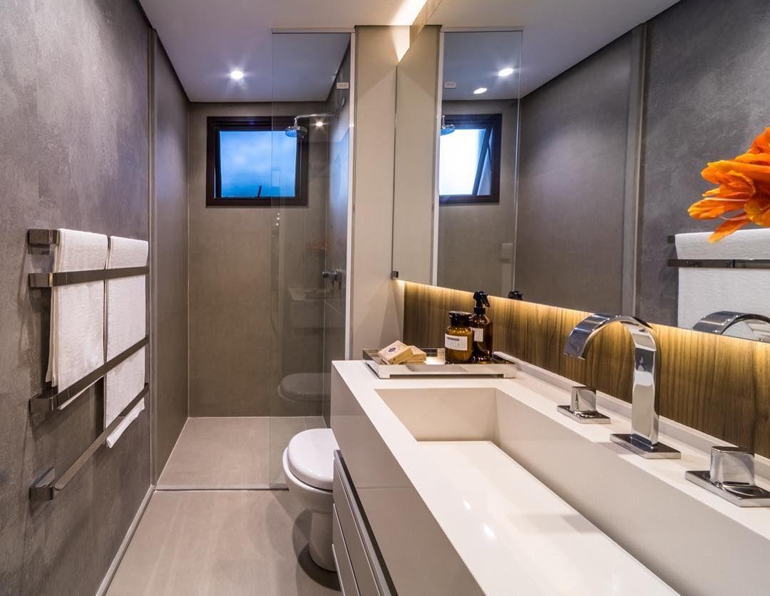 Banheiros Decorados 100 Ideias Tend Ncias Fotos 2017 2018