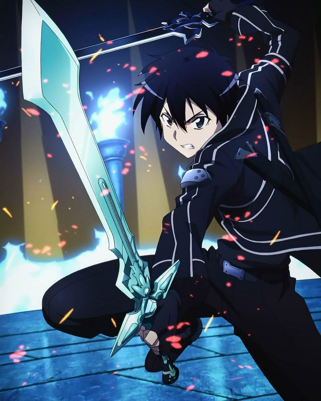 Japanese Manga series Sword Art Online Sword art online