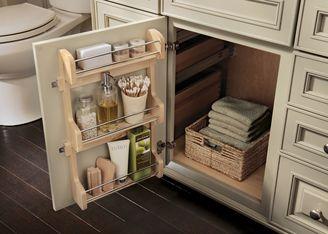 Photo of Masterpiece® Vanity Storage Rack Kit
