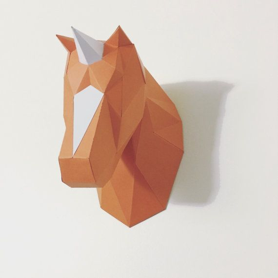 Baby unicorn 3d papercraft you get a pdf digital file template and baby unicorn 3d papercraft you get a pdf digital file template and instructions for this diy do it yourself unique paper decoration solutioingenieria Images