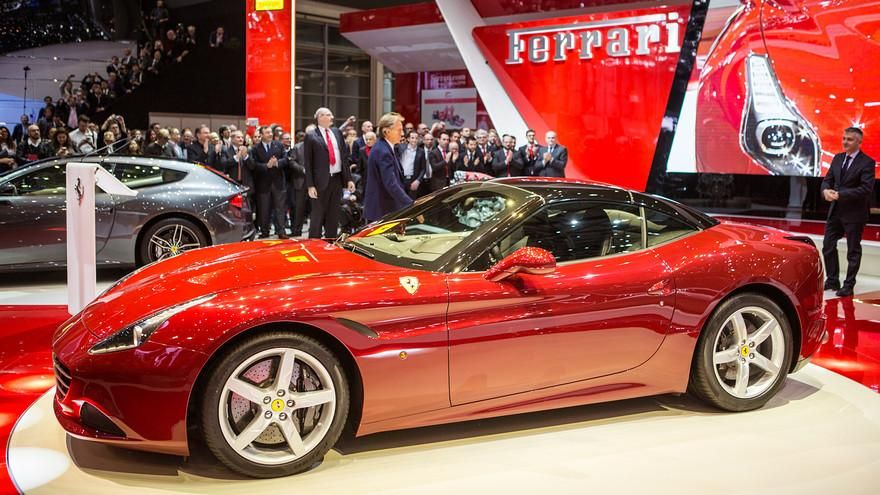 Morgan Stanley says for about 12 bucks, you, too, can become a Ferrari owner--sort of. http://on.mktw.net/1xC5tOI