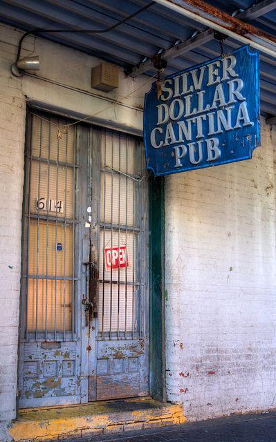 Silver Dollar Cantina Pub Laredo Texas Laredo Laredo Texas Texas