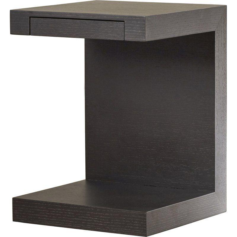 Eustorgios End Table Reviews Allmodern End Tables Modern End Tables Modern Side Table