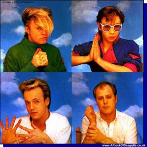 Flock Of Seagulls Cantantes Grupos De Musica New Wave
