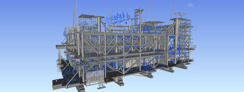 Steel Structural Detailing Is Offering The All Wide Range Of