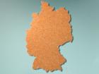 Karte - Deutschland (Pinnwand)
