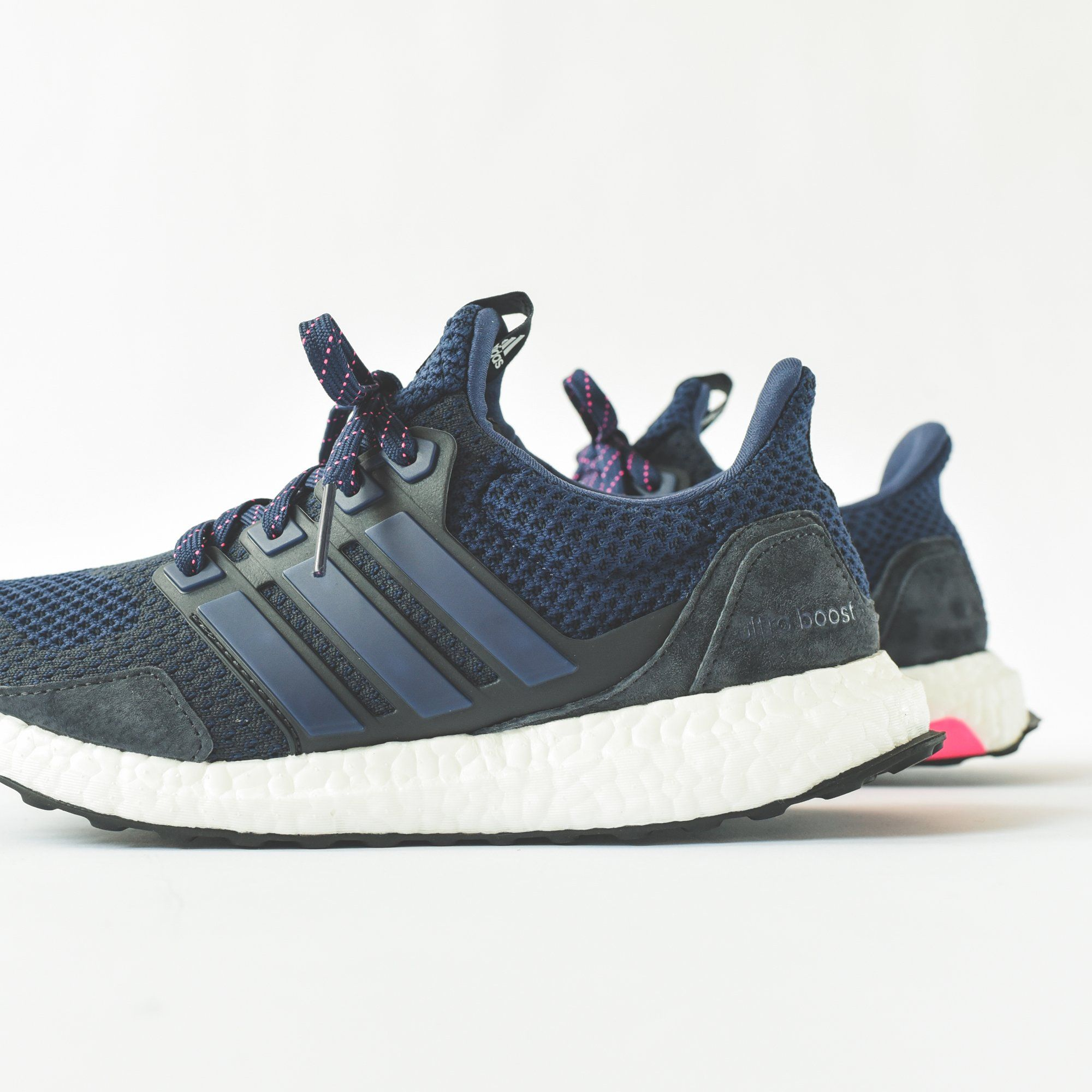 more photos b508c 3ca78 adidas Originals x KINFOLK UltraBoost - Navy - 7 | Adidas in ...